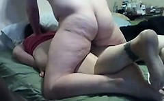 Hubby wakes me up with his dick