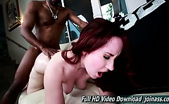 Lily Sincere Redhead Monsters of Cock