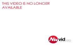 Handjob and footjob from hot slut