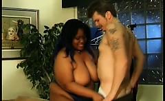 Dirty Fat Ebony Hoe Getting Naked