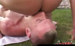 Extreme gay hardcore asshole fucking POV