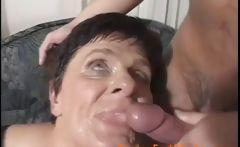 Granny seeking some anal pleasure