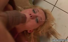 Hardcore Carly Parker serious deepthroat