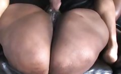 Chubby BBW Ghetto Black Slut Oral And Hardcore