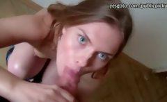 Superb Czech gal Irina analyzed for cash