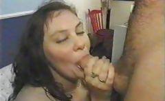 2 fat girls BBW fucking and facial cumshot